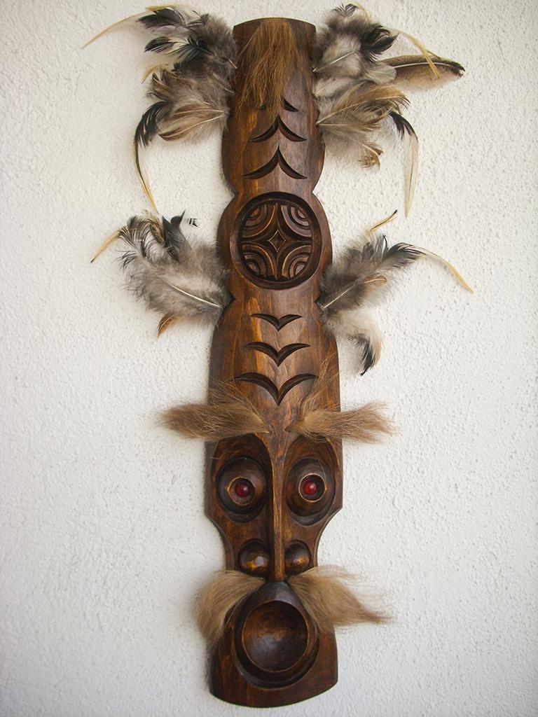 пано дърворезба кукер